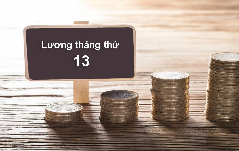 4 điều người lao động cần biết về lương tháng thứ 13 - ảnh