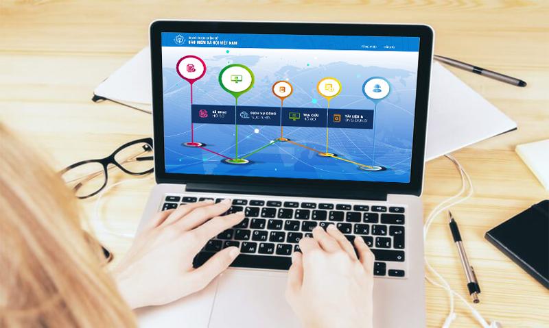 Ứng dụng công nghệ thông tin vào triển khai giao dịch bảo hiểm xã hội điện tử