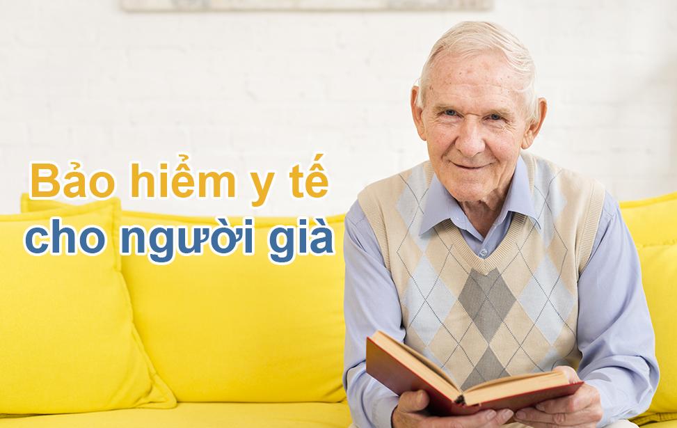 Chế độ bảo hiểm y tế cho người già