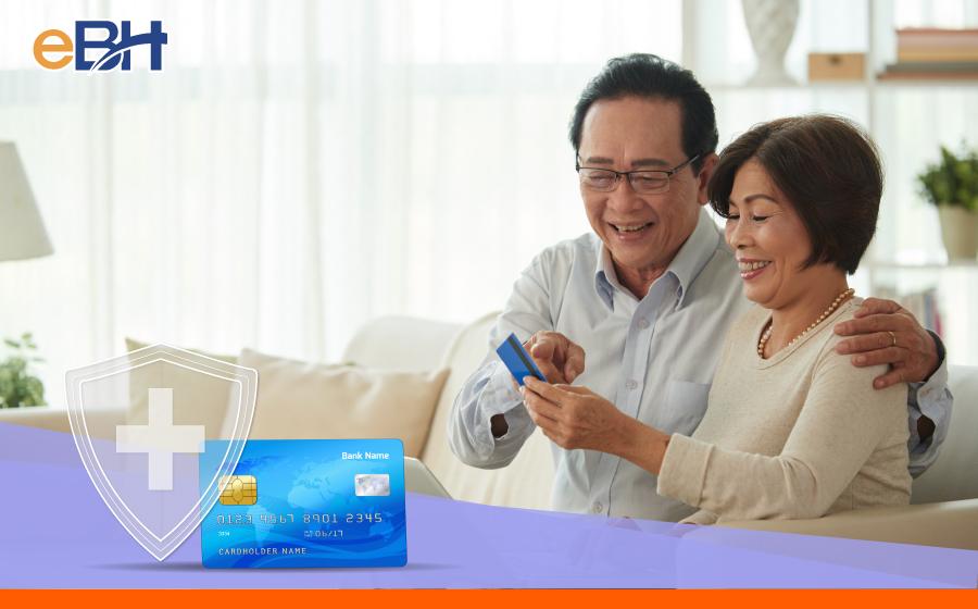 Người dân có thể nhận tiền BHXH 1 lần qua thẻ ngân hàng