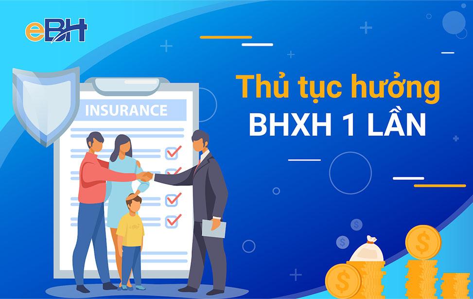NLĐ đáp ứng đủ điều kiện có thể làm thủ tục xin rút BHXH 1 lần