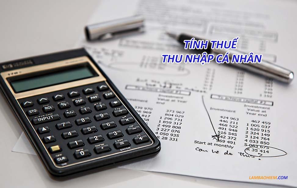 Thuế thu nhập cá nhân tùy vào đối tượng mà có cách tính thuế khác nhau.
