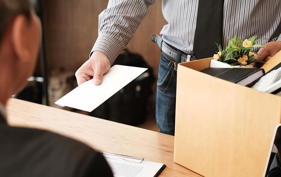 Người lao động chấm dứt hợp đồng lao động đúng quy định của pháp luật